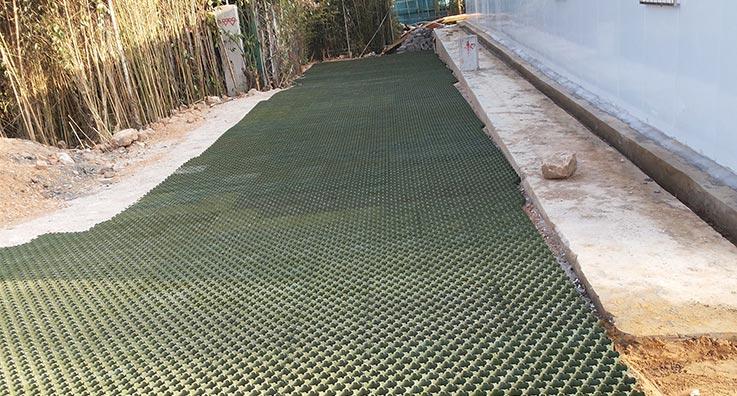 昆明万达广场绿化工程案例