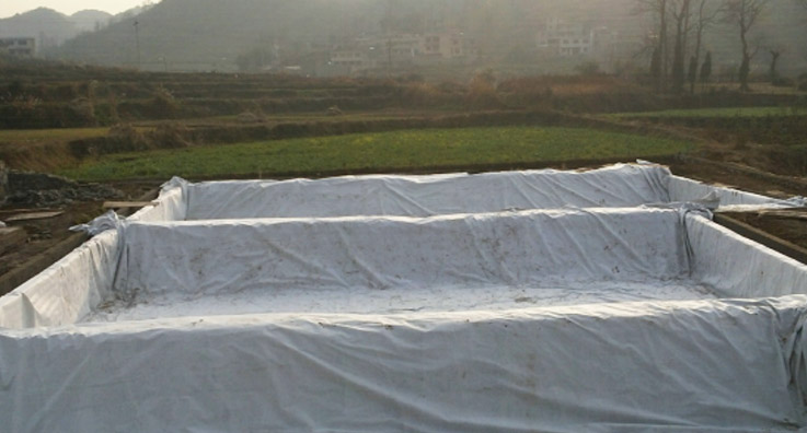 云南新立有色金属有限公司污水处理池防渗工程