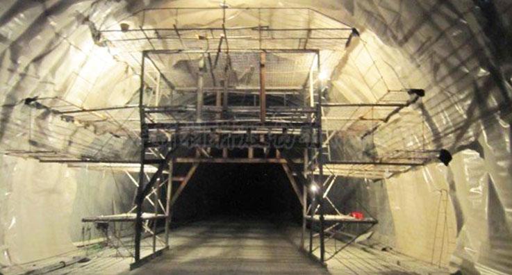 大瑞铁路隧道防水板应用案例