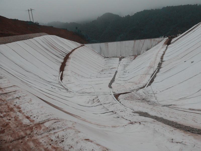 临沧垃圾填埋场防渗工程案例